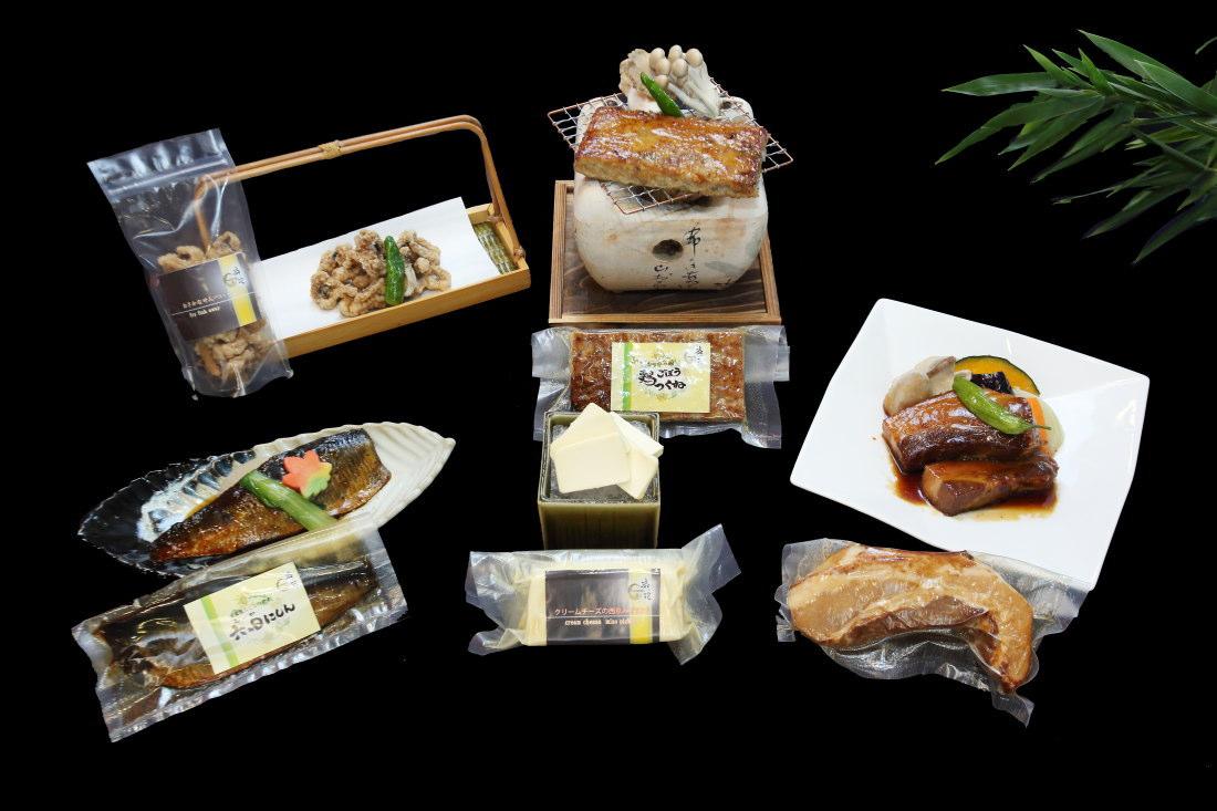 新潟の和食居酒屋の高級料理